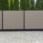 grey fencing