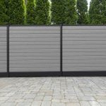 fencing grey anthacite