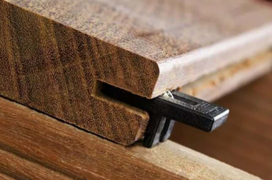 t-clips outdoor decking