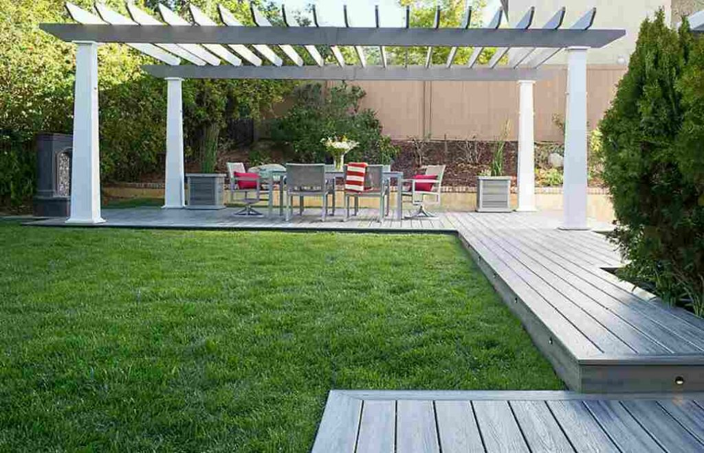 ways to keep your decking cool