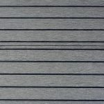 Anthracite Grey Wide Grooved
