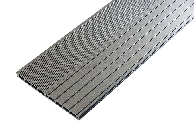 Anthracite Grey Grooved