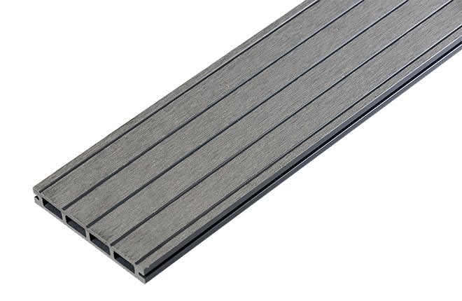 grooved or ungrooved decking