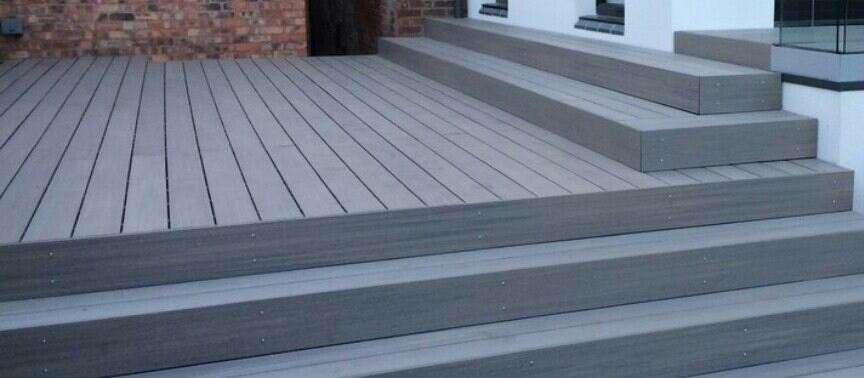 outdoor decking advantages and disadvantages