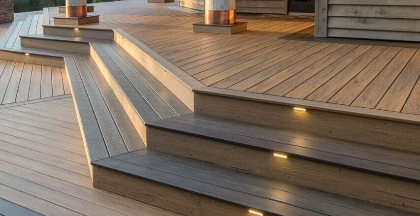 outdoor decking boards