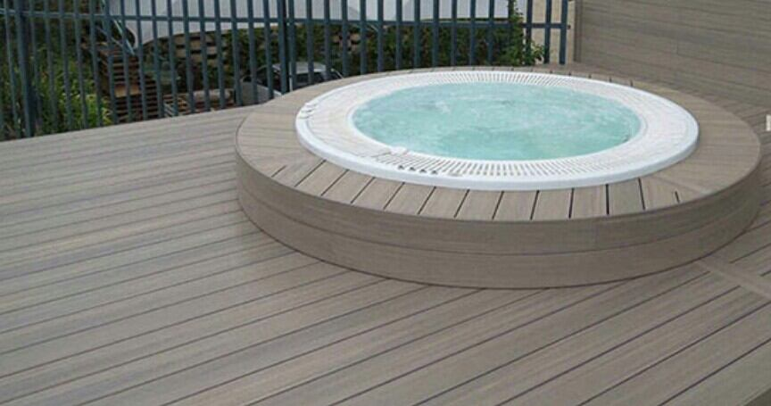 creative uses of outdoor decking