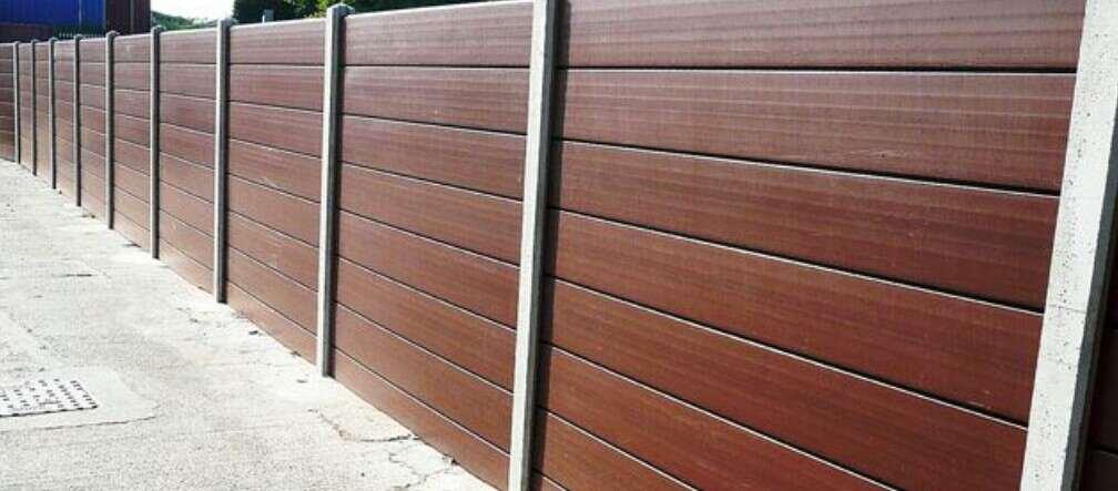 outdoor fencing material