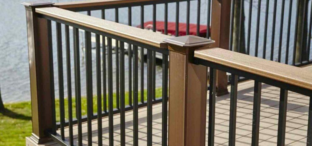 outdoor rails