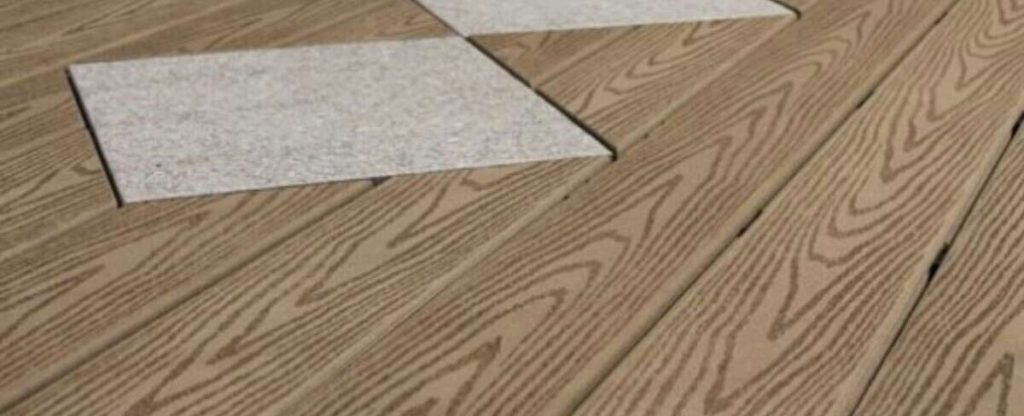 WPC decking material that will last long