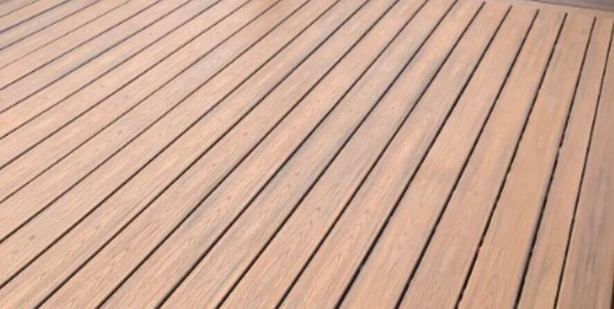 decking for your back garden