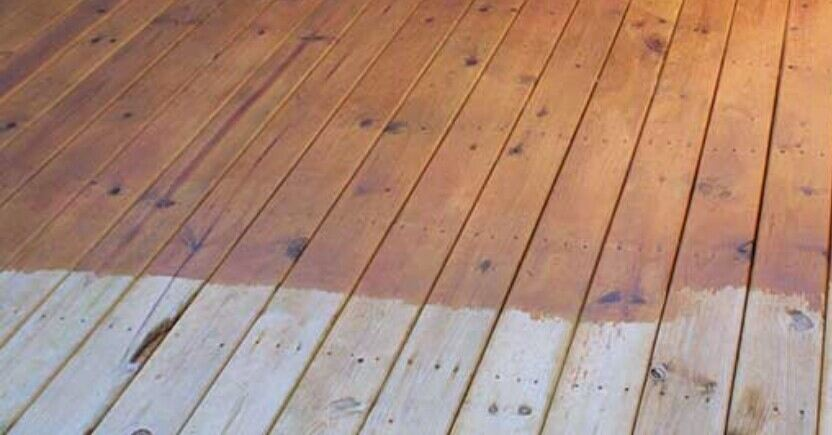 nails on decking