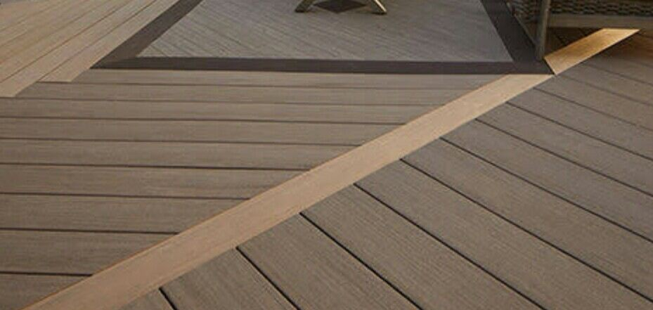 WPC decking material will last the longest