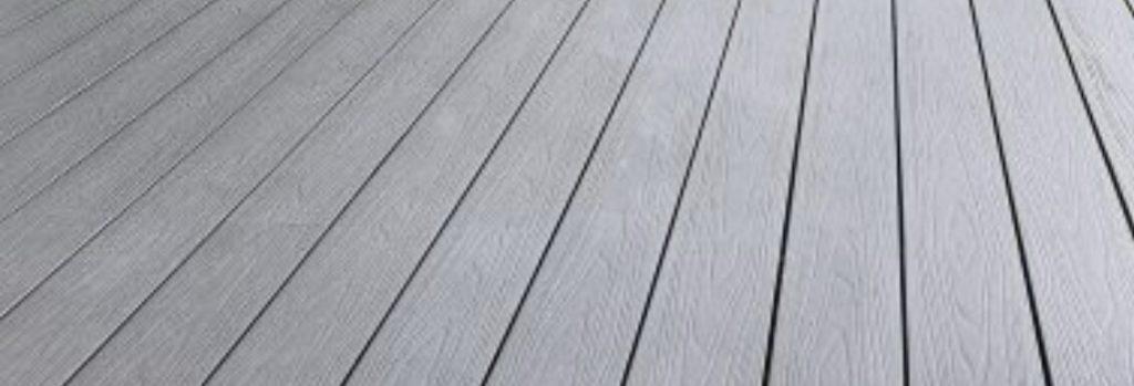 plastic decking price vs wood