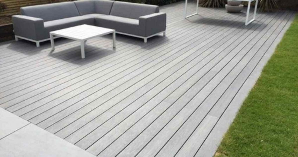 WPC cladding is not the same as PVC Decking