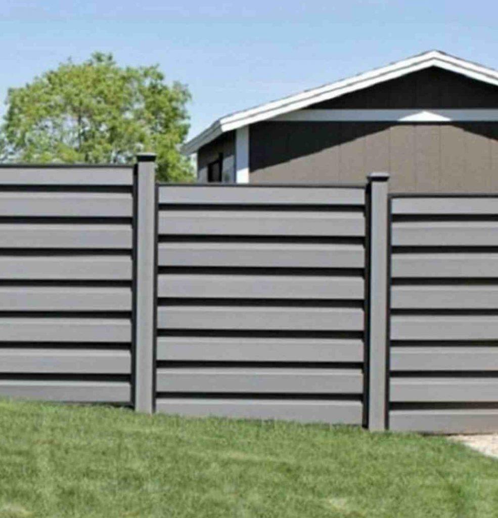 top grade fencing material
