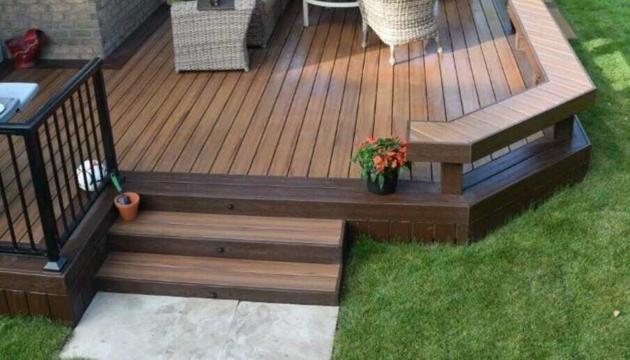 installing a decking in your home is a good idea