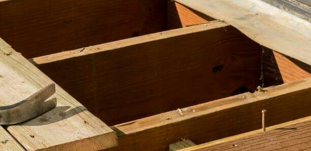Convert your decking to WPC decking