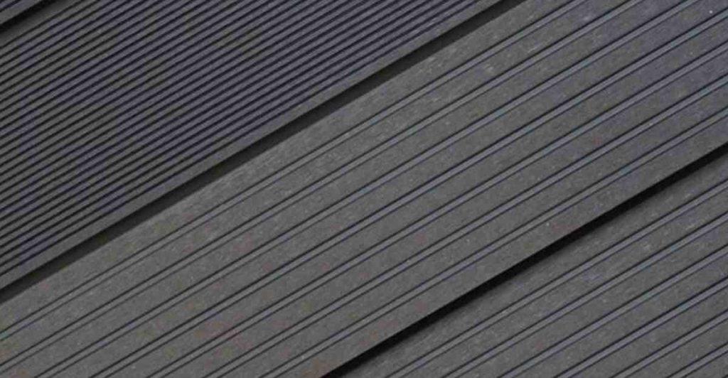 waterproof decking with slip resistant surface