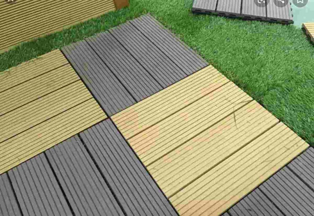 decking that will look good for long