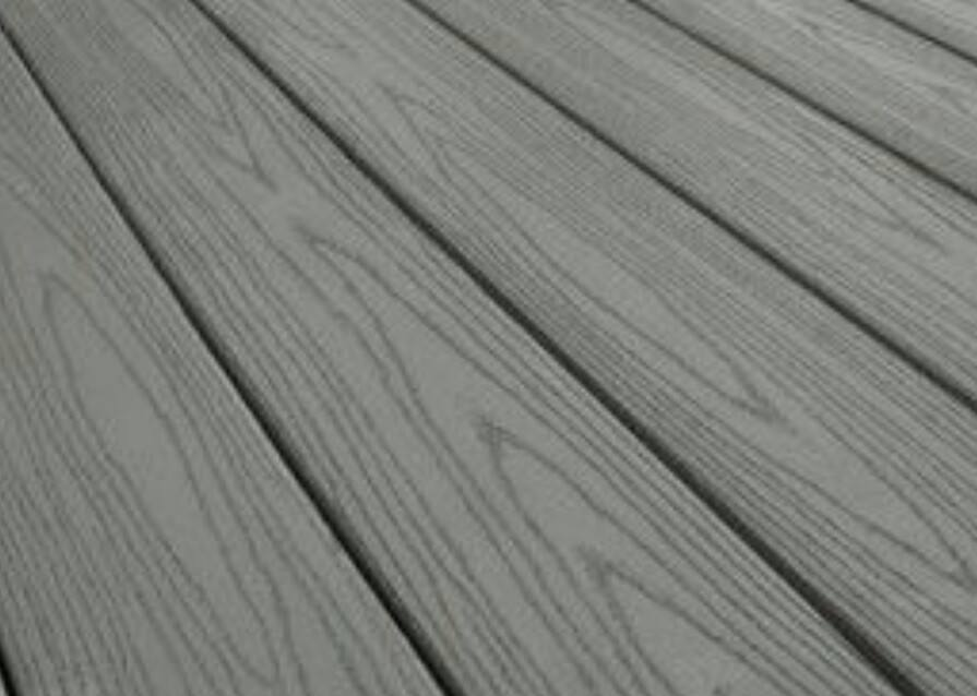 outdoor decking that is aesthetically pleasing and stronger