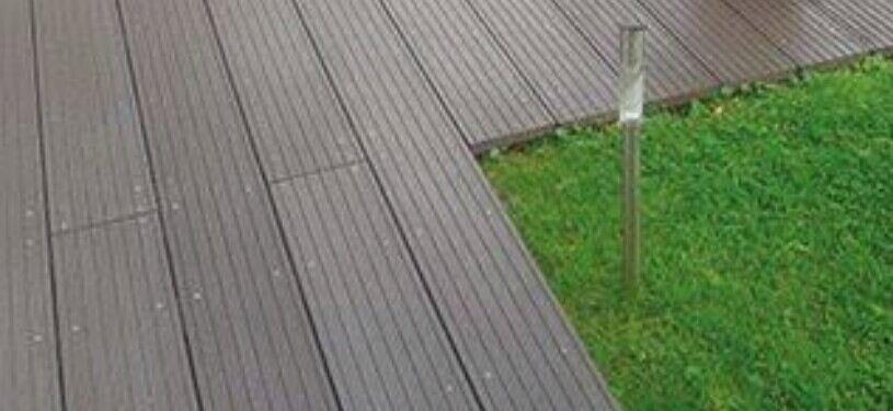 garden decoration ideas with decking