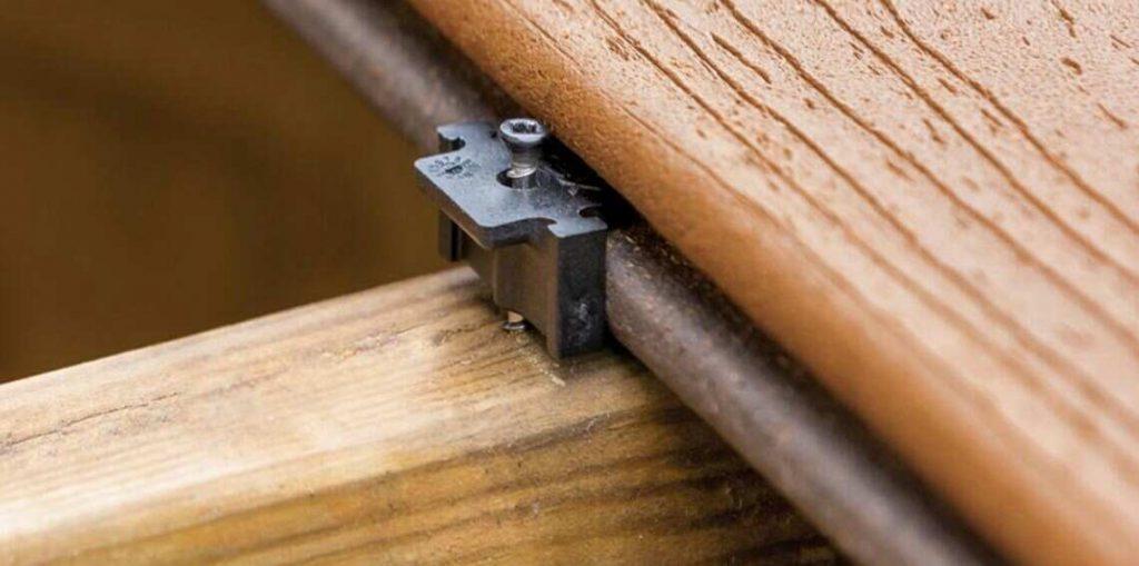 decking hidden fasteners