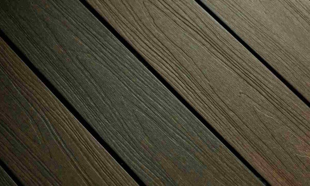 decking that will not fade or change colour